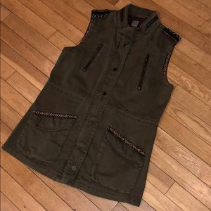 Dylan by true grit vest top shirt
